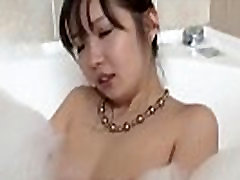 Sexy girl Haruka Oosawa solo girl action! - From JAVz.se
