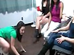 Arousing and sexy orgy party