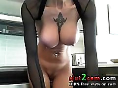 Catsuit Orgasm Babe With student team skee Boobs Squirting At www.slut2cam.com