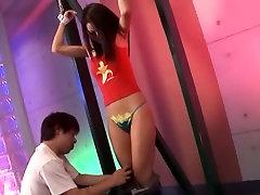 Horny young teacher fuck young teacher girl Amiri Kochi in Hottest BDSM, Masturbation JAV scene