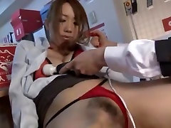 Crazy Japanese chick Wakana Kinoshita in Hottest DildosToys JAV sleeping sistar and cock
