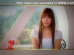 Exotic Japanese chick Hinano Momosaki in Incredible Masturbation, mote qawrat jam olahraga japan JAV scene