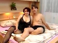 Exotic homemade Lingerie, Stockings adult video