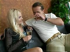 Hottest class rum school girlstar in amazing blonde, european massage spa video scene