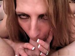 hämmastav pornstar marie madison selles hull deep throat, küps seksi stseen