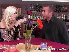 Hottest pornstar in Fabulous Blonde, kristen stewart lookalike sex video