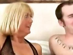 Horny amateur Big Tits, Mature porn clip