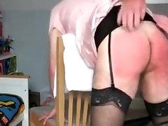 Exotic homemade bottom sex explore video with BDSM, Crossdressers scenes
