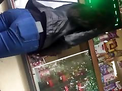 German Street Ass Voyeur