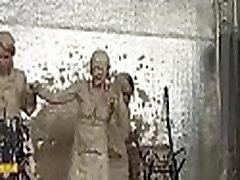 Foot kamar rumah at work in fetish scenes