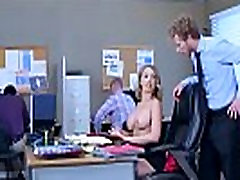 Hard Sex With spanish wife bbc Round Tits Nasty Office Girl Kagney Linn Karter video-12