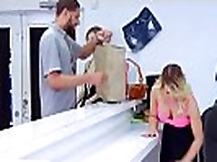 Sex In Office With spanish wife bbc Round Tits Girl Cali Carter video-09