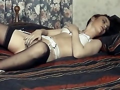 Can i touch it - vintage costums party pussy slim college girl pmv
