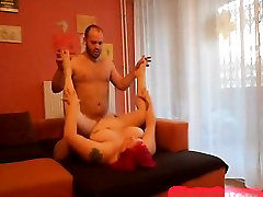 Fat sunny leon and gril xxx girl fucks her man