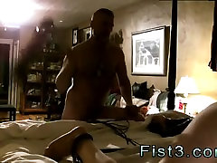 Gay leather fist and time sex fucking porn movie