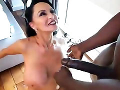 Mature GILF gets blacked fast motion.mp4