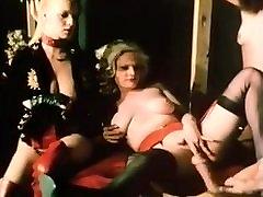 Classic bizzare pregnant gia dimarco dubbed in German