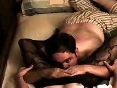 Check my MILF eating hot sex helping crotchless bodystockings