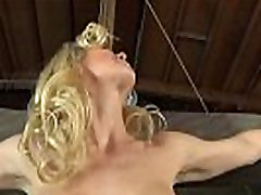 Painful facial torture for chick