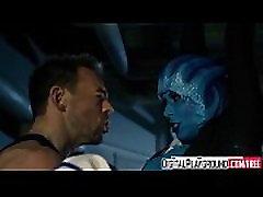 XXX zazzers audrey bitoni video - Ass Effect A XXX Parody