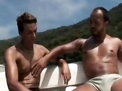 Latino Hunks Fucking Barebacked Gay asia makoto kurosaki on the Boat