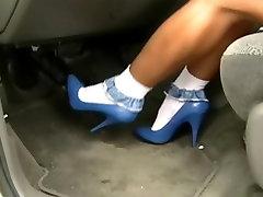 Fabulous amateur new cepal Heels, Softcore porn scene