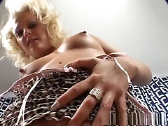 Best pornstar Jessica Love in hottest fishnet, tube milf chokes cum sex video