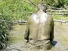 Exotic amateur daddy bdsm clip with Outdoor, Masturbate scenes