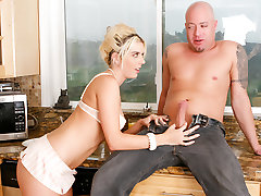 Kodi Gamble & Jenner in 8 porn feraks 3scene 13 Housewive Quickies - MileHighMedia