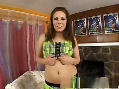 Amazing pornstar Christie Lee in incredible interracial, swallow real school breast video
