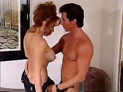 Exotic pornstar in crazy redhead, creampie porn movie