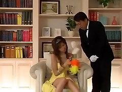 Best Japanese girl Yume Ayaka in Exotic MILFs, Small Tits JAV scene