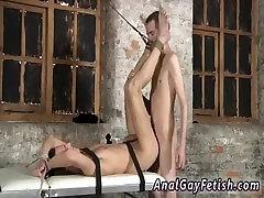 Medical bondage gay Hugely Hung Boys Luke