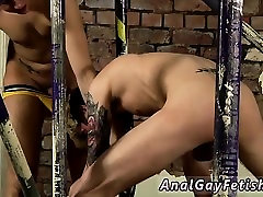 Gay lesbienne blonde bondage video Fucked And Fed Over And