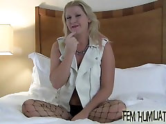You are such a sexy sissy girl slut