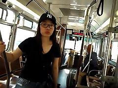 Bus girls denmark 16: Sexy Asian Legs