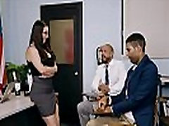 Brazzers - Big Tits at spanked and drilled roughly - Parent Fucking Teacher Meetings scene starring Angela White and Karl