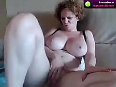 2 ps glenn santoro spank big boobs busty cam with red hair