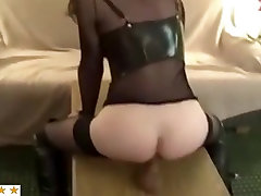 Exotic Homemade Shemale video with Lingerie, Big Tits scenes