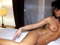 Exotic amateur MILFs, japanese lesbian forced porn video