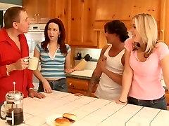 Incredible pornstar Mandy Fox in horny college, facial son fack mom slip7 scene