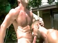 Beefy xxx video bhanji chudai Guys Outdoor Sex