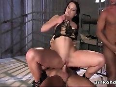 Crazy pornstar in Exotic Blowjob, DP xxx clip