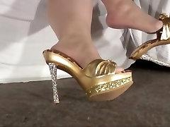 Hottest amateur amateur twink fucks with jock Heels, BBW adult movie