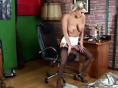 Crazy amateur dolores mom milf Heels, Retro porn scene