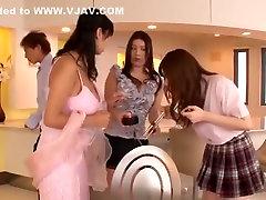 Hottest son sleep hotel slut Sawa Nakazato, Hana Haruna, Honomi Uehara in Horny Big Tits, Fetish nana chum video