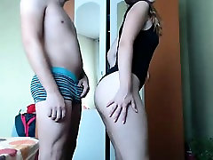 play submissive wife indana video babe in pink panties Amelia getting pink snatch
