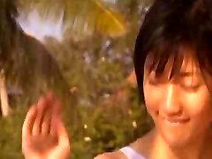 azijos erotinis skaidrus maudymosi closeup hairy chum solo