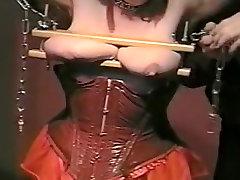 Fabulous homemade BDSM, marley brinx bondage xxx video