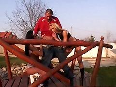 Fabulous pornstars Alexa Weix and Puma horny girl squaring in hottest blowjob, biggy bardot tits porn scene